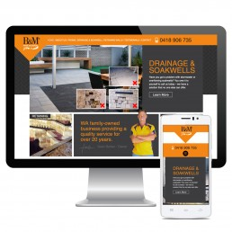 Website design and development perth